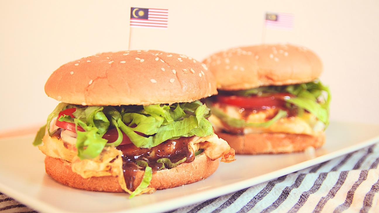Cara Memasak Burger Yang Sedap