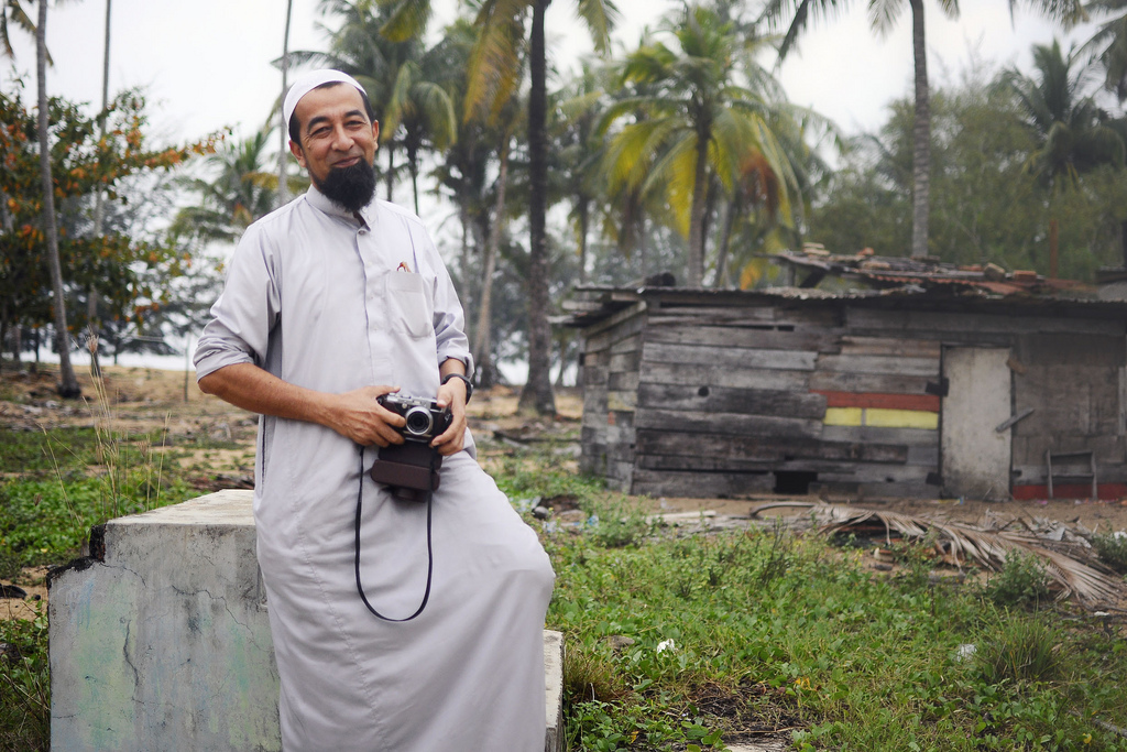 Pengisian Kuliah Ustaz Azhar Idrus Di Surau Al-Iman
