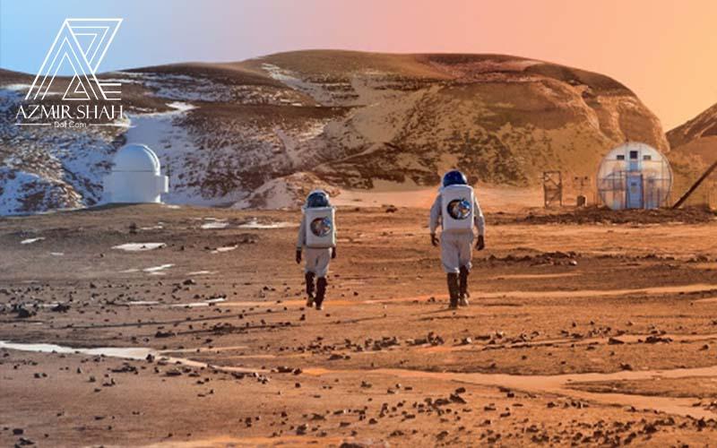 radiasi di marikh, marikh, planet marikh