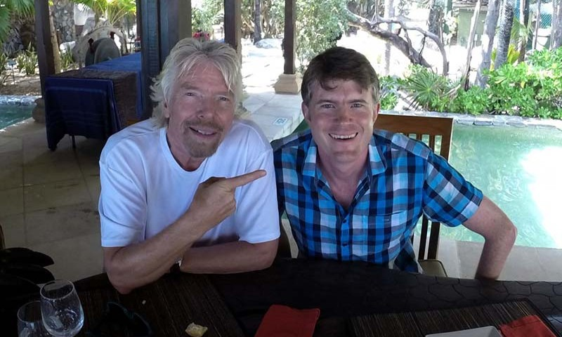 udo gollub,richard branson,inspiration, technology, kodak,