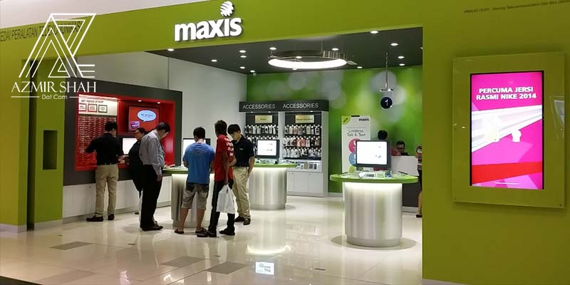 maxis centre