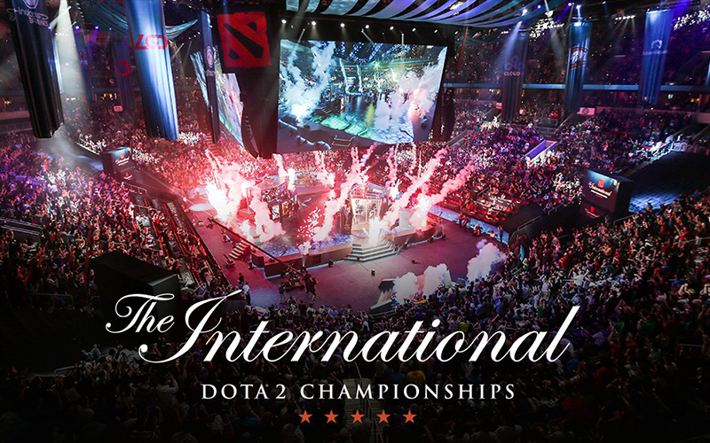 fakta ti, the international, the international dota 2, dota 2, fakta ti, fakta the international, kejohanan dota 2, pertandingan dota 2