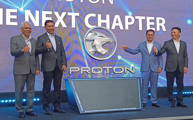 logo proton, logo baru proton, maksud logo proton baru, proton, proton national car, proton car, proton malaysia